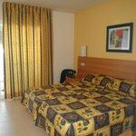 Une cahambre hôtel Corfu