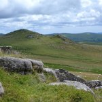 Right on the doorstep - Hare Tor from Sharp Tor.