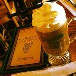 Irish coffee, my favorite!