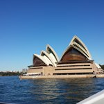 The Opera House view from the Ferry