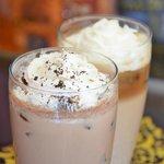 arabic iced coffees