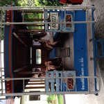 Open air truck to patong