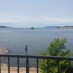 The Water View at Bridgeport Waterfront Resort