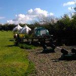 Lowarth farm glamping