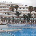 piscina e hotel