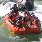 July 2014 Paradise Adventure rafting trip