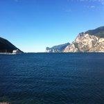 Beautiful Garda 1 minute from the hotel.