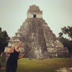 Ruines Tikal