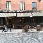 Foto de The Stage Door Cafe