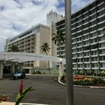Hilo Naniloa Hotel Grounds