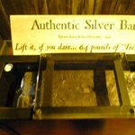 Authentic Silver Bar