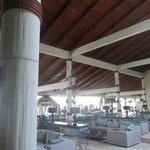 Lobby Grand Palladium