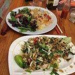 tealeaf salad