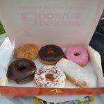 Caixinha de donuts