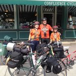 Great help from the confluence Cyclery