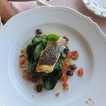 La Terrazza restaurant at Hotel Splendido