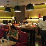 5 - 7 pm - tea at the Premier Lounge