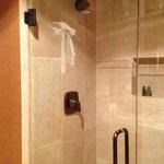 Bath room: Shower