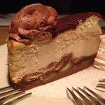 OMG Tirimisu cheesecake is AMAZING x