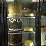 Cheese and other cakes are awesome