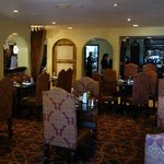 Main Dinning room and Aviles Restaurant