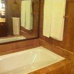 Bathroom of room 2709