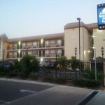 The hotel itself