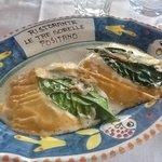 Grilled Mozzarella!!