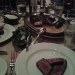 Porterhouse, very tender steak