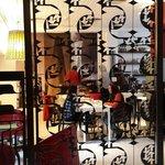 Café y restaurante del Hotel