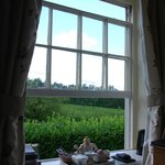 View from 'Poppy' room