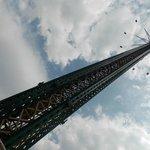 Парк Пратер и самая высокая в мире карусель