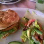 Cheeseburger n salad