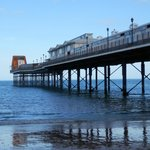 the paignton victorian pier 5 mins walk from hotel