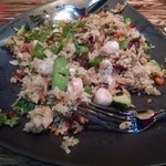 Deluxe Fried Rice - Meager portion for $14.00