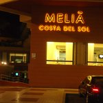 Melia by night