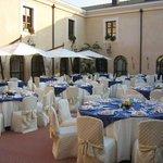 Piazzetta Sabucia (Banchetti fino a 250 persone)