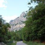 de bergketen van Greben