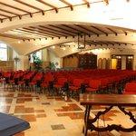 Sala Cartiera (Meeting fino a 350 posti)