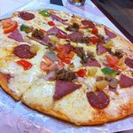 House Special Pizza 250php