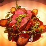 Lamb fillet !!! You won't be disappointed