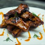 Pork Ribs (my first menu)
