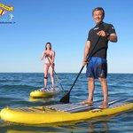 Stand Up Paddle alla Spiaggia delle Donne
