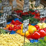 Umgebung- Naschmarkt