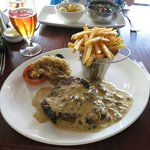 Prime UK rump steak