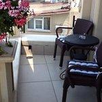 Rm 601 balcony