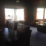 Fabulous spacious living area