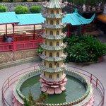 Inside Kek Lok Dow Temple