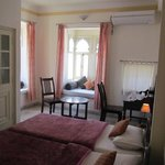 heritage style deluxe room