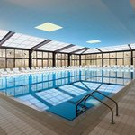 Indoor large pool